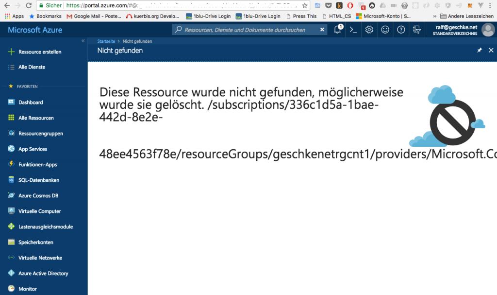 Microsoft Azure Container Instances: erste Eindrücke 4
